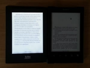 e reader met verlichting - eReader kopen