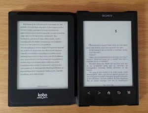 e reader met verlichting ereader kopen