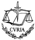 logo van europees hof