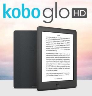 Afbeelding van de Kobo Glo HD