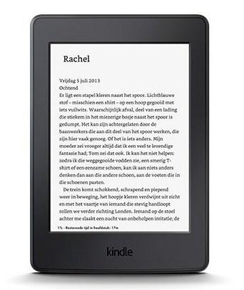 Afbeelding van de nieuwe Kindle Paperwhite 2015